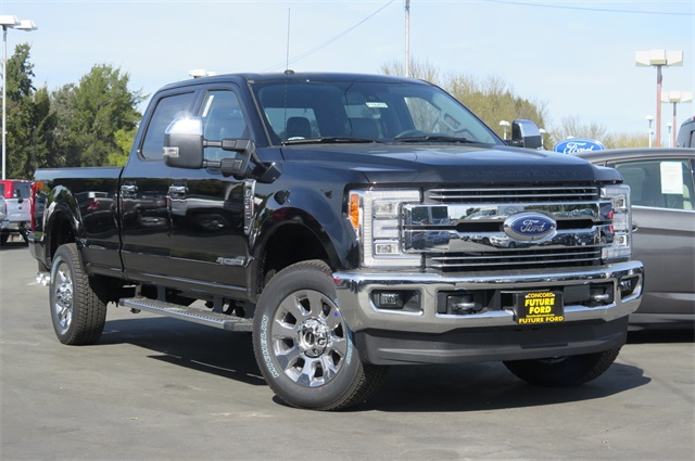 2017 F-350 Crew Cab 4x4 Pickup #F18459 - photo 1