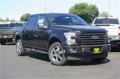 2017 F-150 Crew Cab 4x4 Pickup #F18872 - photo 1