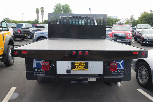 2017 F-450 Regular Cab DRW, Royal Flatbed Bodies Platform Body #F19280 - photo 2