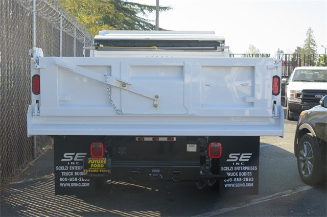 2017 F-550 Regular Cab DRW, Dump Body #F19714 - photo 2
