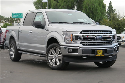 2018 F-150 Crew Cab 4x4, Pickup #F20013 - photo 1