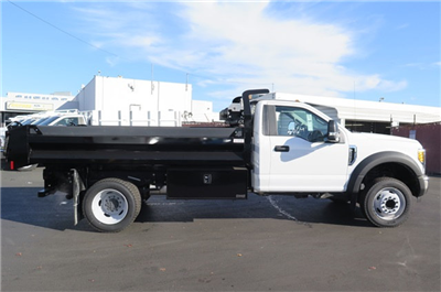 2017 F-550 Regular Cab DRW,  Dump Body #F20018 - photo 3