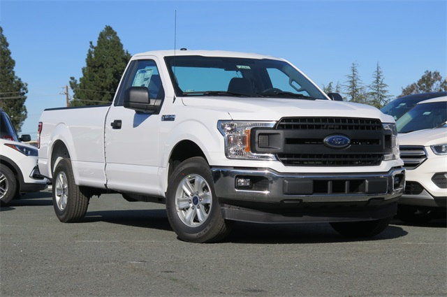 2018 F-150 Regular Cab, Pickup #F20303 - photo 1