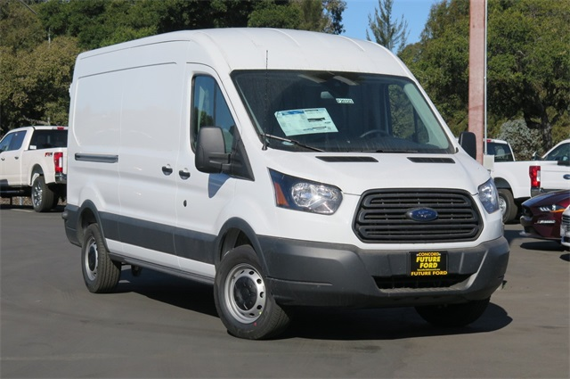 2018 Transit 250 Med Roof 4x2,  Empty Cargo Van #F20323 - photo 1