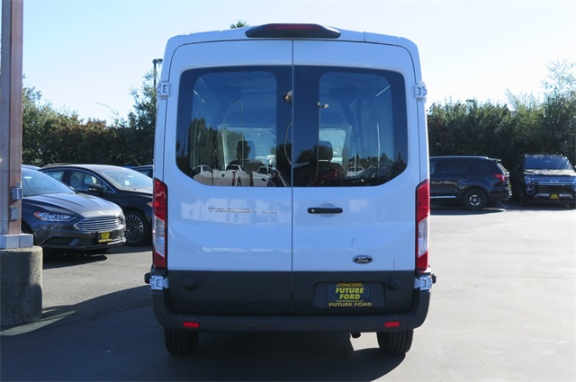 2018 Transit 250 Med Roof 4x2,  Empty Cargo Van #F20323 - photo 4