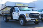 2017 F-550 Regular Cab DRW, Dump Body #F20334 - photo 1