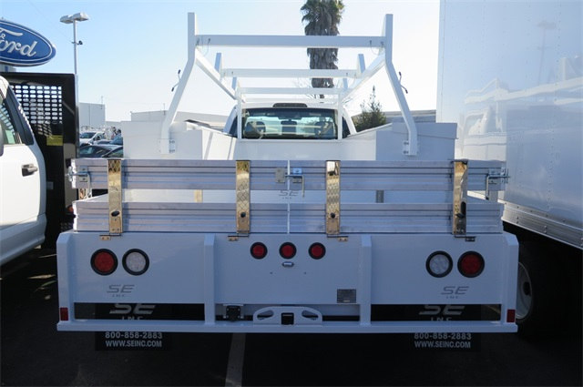 2018 F-550 Regular Cab DRW, Scelzi Combo Body #F20335 - photo 2