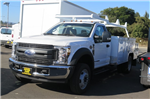 2018 F-550 Regular Cab DRW, Scelzi Combo Body #F20335 - photo 1