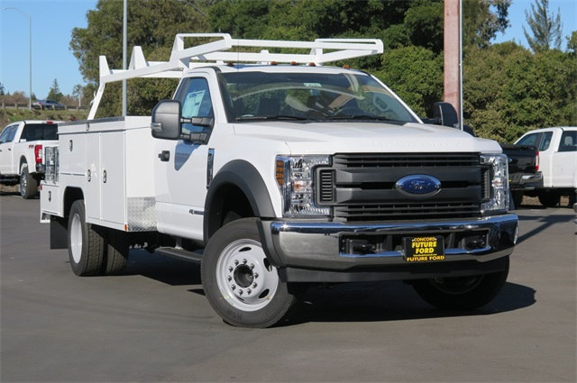 2018 F-550 Regular Cab DRW, Scelzi Combo Bodies Combo Body #F20361 - photo 1