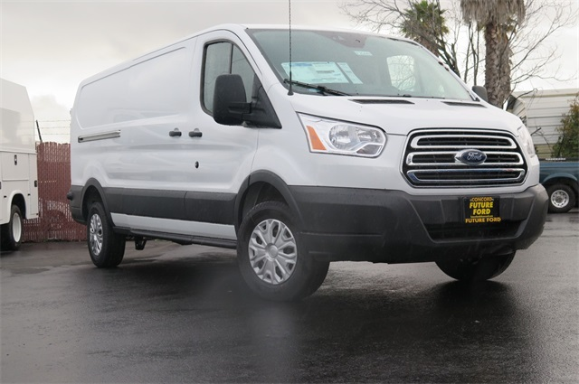 2018 Transit 250 Low Roof,  Upfitted Cargo Van #F20449 - photo 1