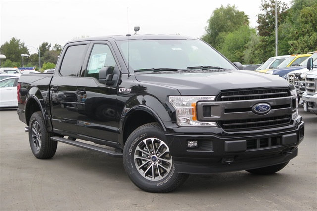 2018 F-150 SuperCrew Cab 4x4, Pickup #F20633 - photo 1