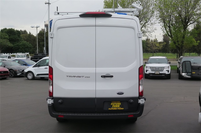 2018 Transit 250 Med Roof 4x2,  Sortimo Upfitted Cargo Van #F20644 - photo 4