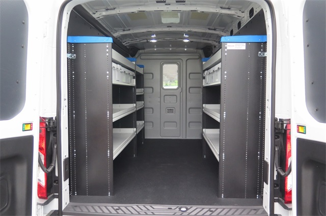 2018 Transit 250 Med Roof 4x2,  Sortimo Upfitted Cargo Van #F20644 - photo 2