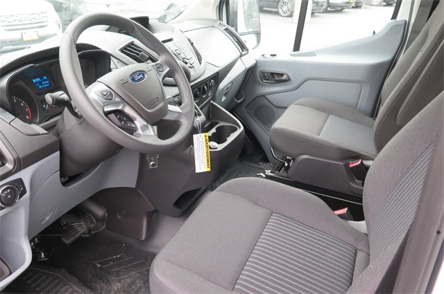 2018 Transit 250 Med Roof 4x2,  Sortimo Upfitted Cargo Van #F20644 - photo 5