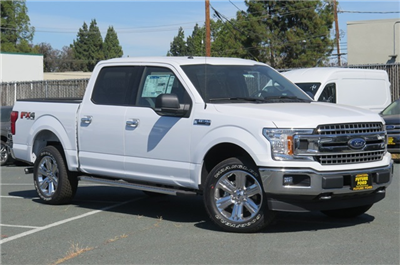 2018 F-150 SuperCrew Cab 4x4,  Pickup #F20817 - photo 1