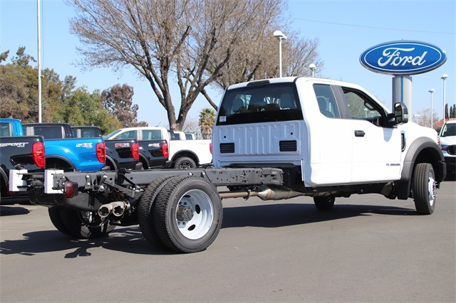 2019 Ford F-550 Super Cab DRW 4x2, Cab Chassis #F23893 - photo 1