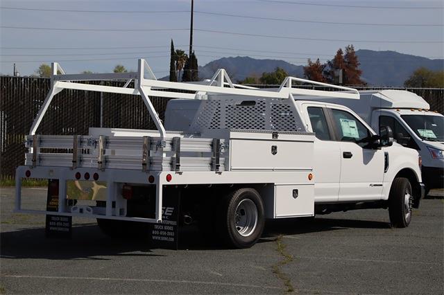 2020 Ford F-350 Super Cab DRW 4x2, Scelzi Contractor Body #F24773 - photo 1