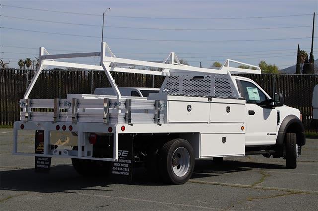 2021 Ford F-450 Regular Cab DRW 4x2, Scelzi Contractor Body #F25142 - photo 1