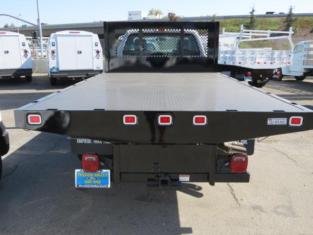 2016 F-450 Regular Cab DRW, Platform Body #2167362 - photo 4