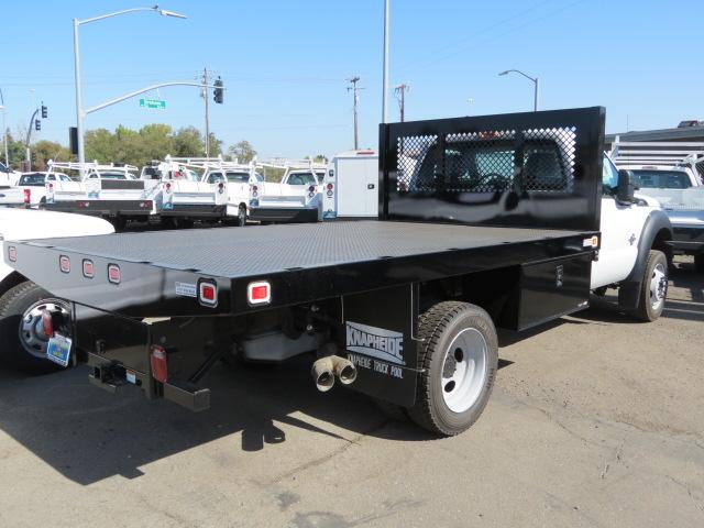 2016 F-450 Regular Cab DRW, Platform Body #2167362 - photo 2