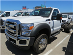2016 F-550 Regular Cab DRW, Cab Chassis #2167391 - photo 1