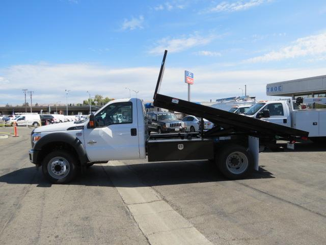 2016 F-450 Regular Cab DRW, Platform Body #2177416 - photo 2