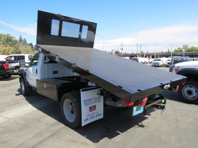 2016 F-450 Regular Cab DRW, Platform Body #2177416 - photo 3