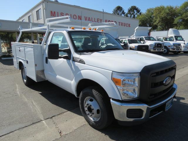 2016 F-350 Regular Cab DRW, Knapheide Service Body #26869 - photo 4
