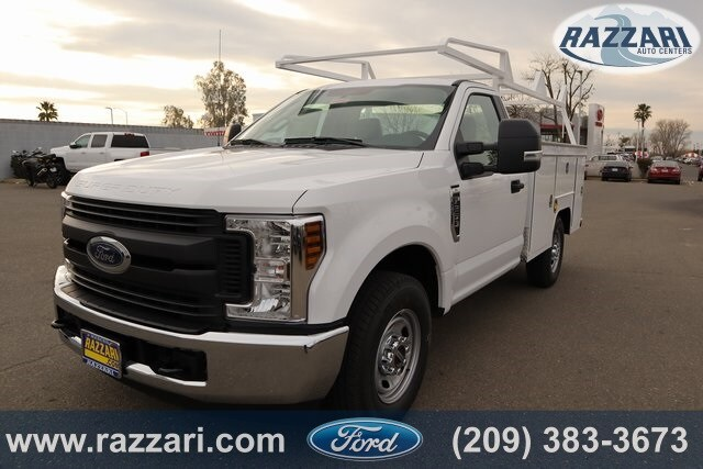 2019 F-250 Regular Cab 4x2,  Scelzi Service Body #51000 - photo 1