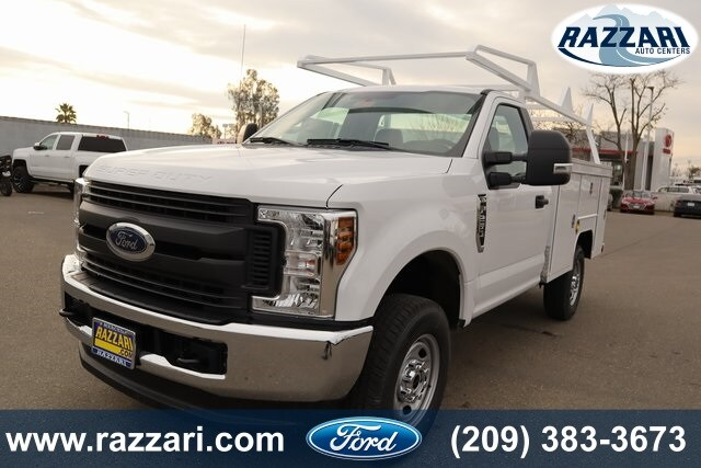 2019 F-250 Regular Cab 4x4,  Scelzi Service Body #51013 - photo 1