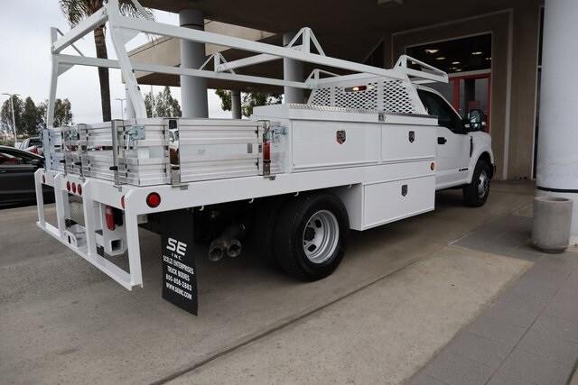 2019 F-350 Regular Cab DRW 4x2,  Scelzi Contractor Body #51057 - photo 1