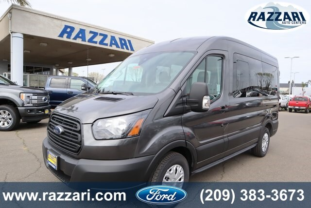 2019 Transit 150 Med Roof 4x2,  Passenger Wagon #51156 - photo 1
