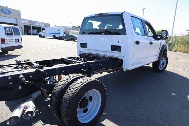 2019 F-550 Crew Cab DRW 4x4,  Cab Chassis #51288 - photo 1