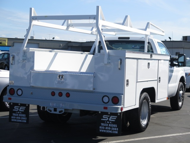 2016 F-350 Regular Cab DRW, Scelzi Service Body #F347460 - photo 2
