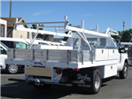 2016 F-350 Regular Cab DRW, Harbor Contractor Body #F347681 - photo 1