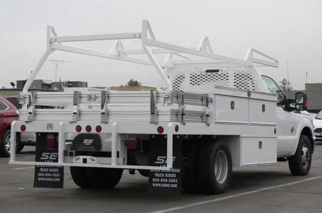 2016 F-350 Regular Cab DRW, Contractor Body #F347815 - photo 2
