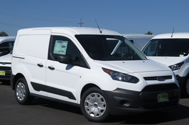2016 Transit Connect, Cargo Van #F347833 - photo 4