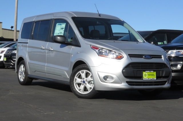 2016 Transit Connect Passenger Wagon #F348037 - photo 3