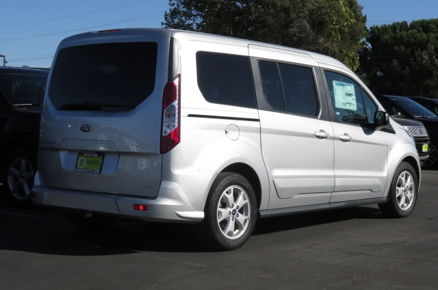 2016 Transit Connect Passenger Wagon #F348037 - photo 2