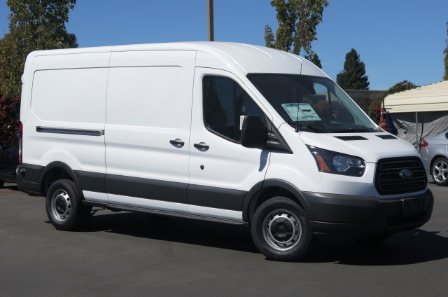 2017 Transit 250 Medium Roof, Cargo Van #F348068 - photo 3
