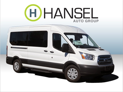 2017 Transit 350, Passenger Wagon #F348123 - photo 1