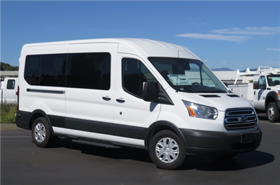 2017 Transit 350, Passenger Wagon #F348123 - photo 3