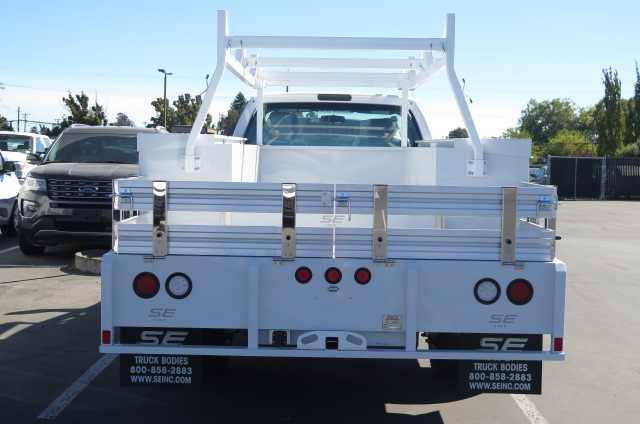 2016 F-450 Regular Cab DRW 4x4, Scelzi Combo Body #F348126 - photo 2
