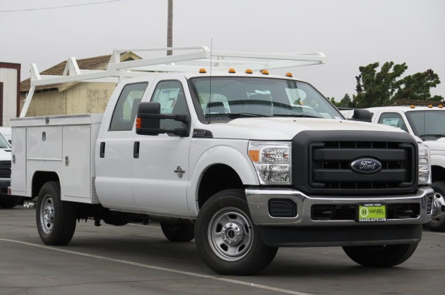 2016 F-350 Crew Cab 4x4, Service Body #F348176 - photo 3