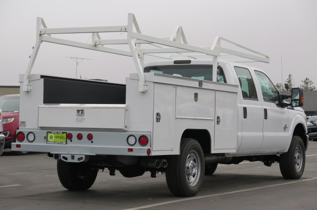 2016 F-350 Crew Cab 4x4, Service Body #F348176 - photo 2