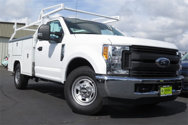 2017 F-250 Regular Cab, Harbor Service Body #F348547 - photo 3