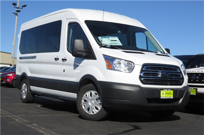 2017 Transit 350, Passenger Wagon #F348608 - photo 3