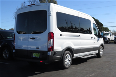 2017 Transit 350, Passenger Wagon #F348608 - photo 2