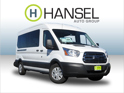 2017 Transit 350, Passenger Wagon #F348608 - photo 1