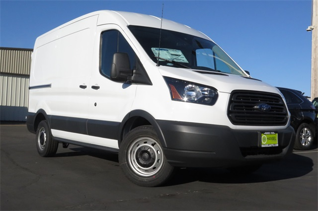 2017 Transit 150 Medium Roof, Cargo Van #F348609 - photo 3